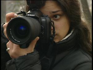 Fotoreporter in Sofia