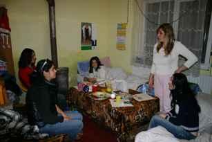 Spendenübergabe an das Roten Kreuz in Plovdiv
