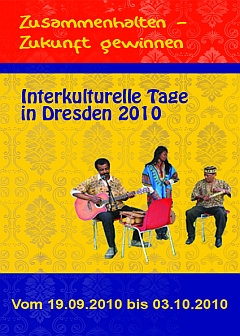 Flyer Interkulturelle Tage 2010