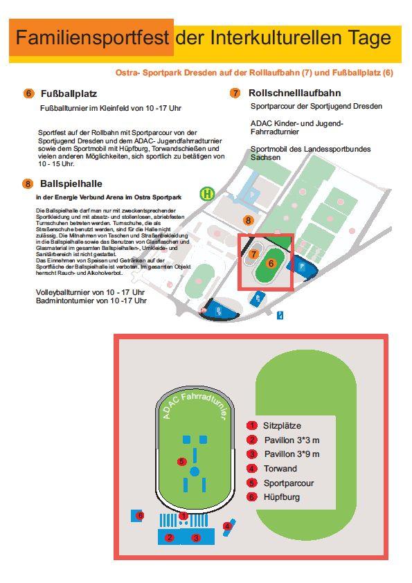 IKT 2012 Lageplan