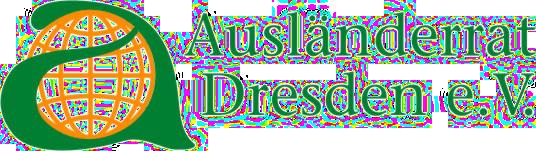 Logo Auslaenderrat Dresden