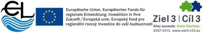 Logo Förderprogramm: EU, Euroregion Elbe Labe, 2007-2013 SN-CZ