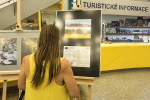 Besucher Fotoausstellungen Fotofestival Sandstein