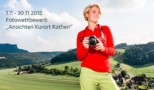 Fotowerttbewerb: Ansichten Kurort Rathen 2018