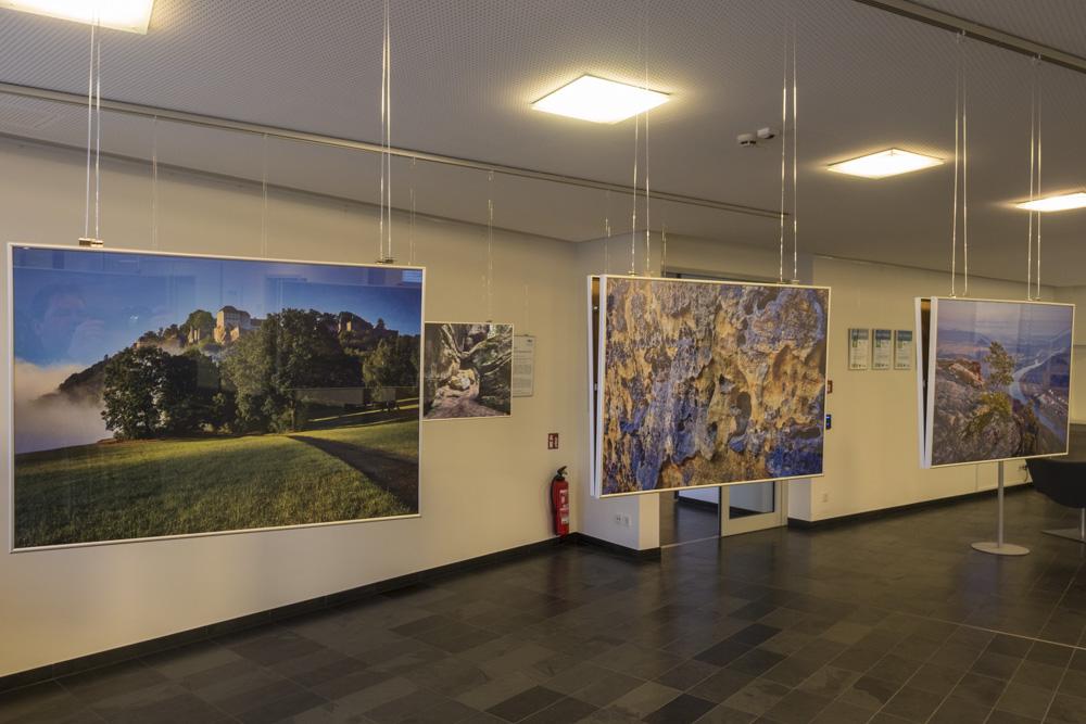 Fotoausstellung Elbsandsteingebirge